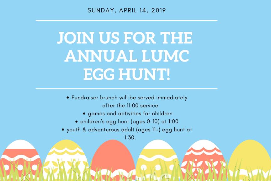 Egg Hunt 2019