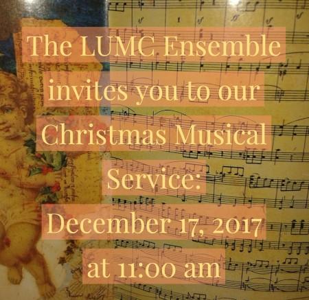Ensemble Invitation